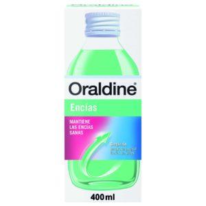 Oraldine Encías enjuague bucal