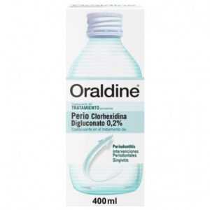Oraldine® Perio Clorhexidina 0,2 %