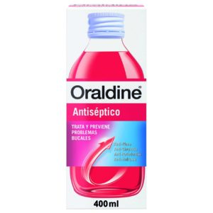 Oraldine Antiséptico enjuague bucal
