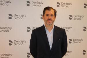 Dr. Carlos Repullo, chairman de la sesión de cirugía e implantes del DS World Madrid 2021