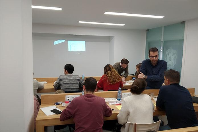 Comienza la cuarta edición de los cursos modulares del Colegio de Dentistas de Pontevedra y Ourense