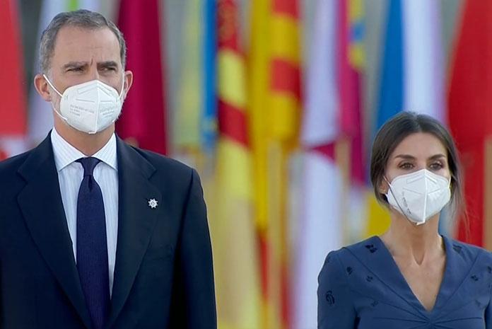 Segundo homenaje de estado a las v´ctimas de la pandemia