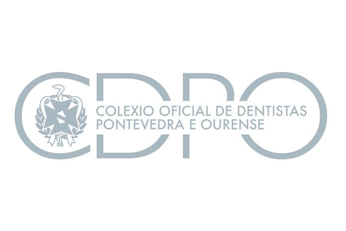 Nuevo logotipo del Colegio de Dentistas de Pontevedra y Ourense