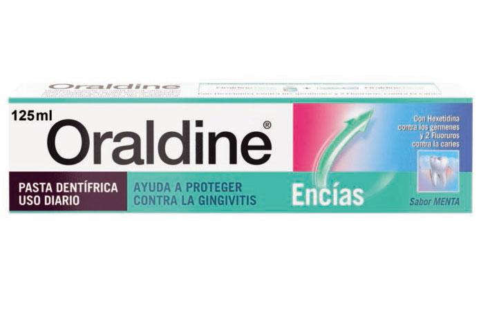 Oraldine Antiséptico bucal