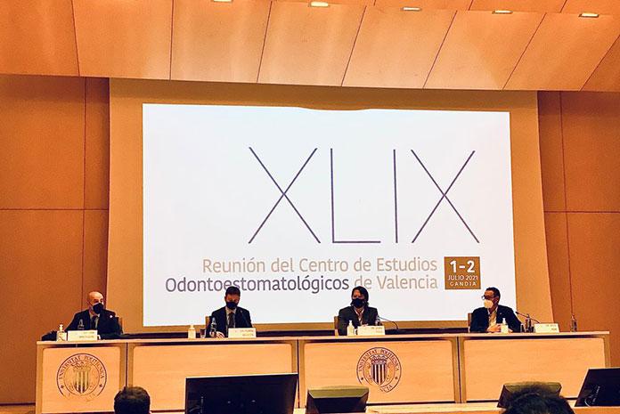 XLIX Reunión del Centro de Estudios Odontoestomatológicos de Valencia
