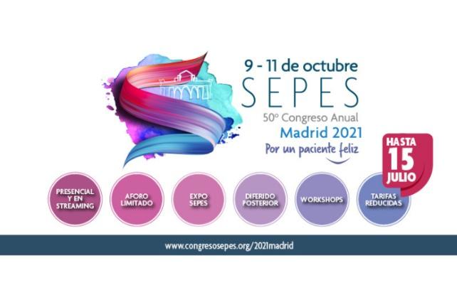 SEPES Madrid se celebrará del 9 al 11 de octubre de 2021