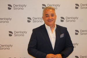 Xavier Carro, vicepresidente y director general de Dentsply Sirona