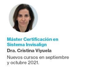 Curso Invisalign Cristina Viyuela