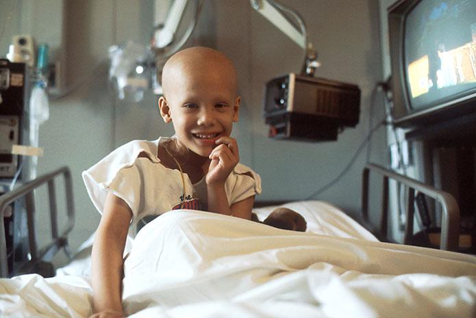 Radioterapia y problemas orales en niños
