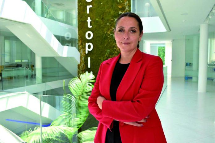 Entrevista a Carlona Fernández, Managing Director de Alineadent