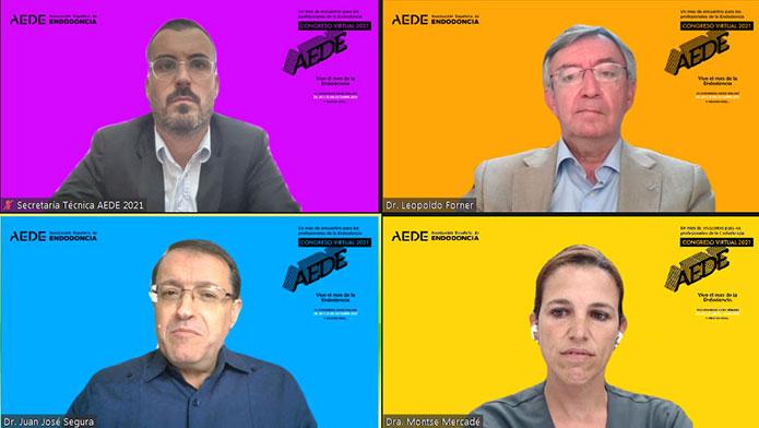 41 Congreso online de la Asociación Española de Endodoncia