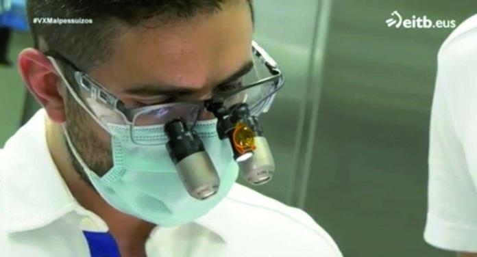 El Dr. Alfonso Gil, protagonista de VXM
