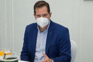 Dr. Jesús Isidro Fernández en el encuentro Ivoclar Vivadent