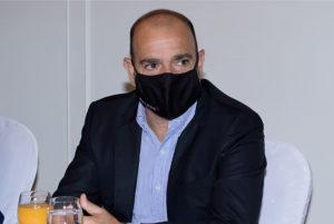 Luis Molina en el encuentro Ivoclar Vivadent