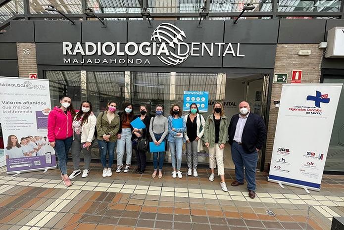 Formación del Colegio de Higienistas Dentales de Madrid durante el mes de septiembre