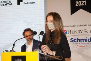Gema Bonache, directora de Gaceta Dental