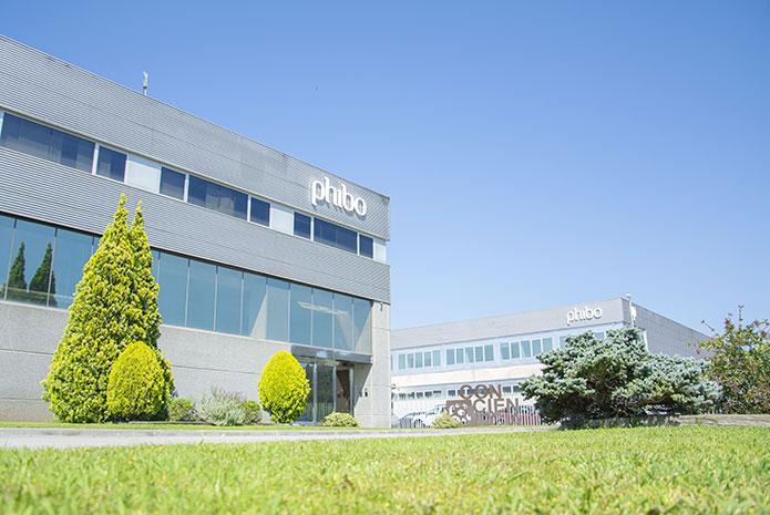 Ampliación de la fábrica de Madrid del Grupo Phibo
