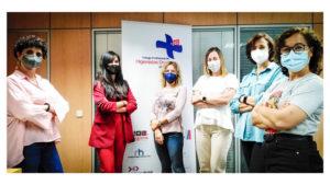 Formación septiembre del Colegio de Higienistas Dentales de Madrid