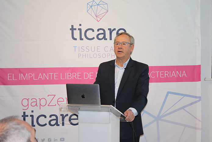 Presentación evidencia clínica y científica de Ticare-gapZero