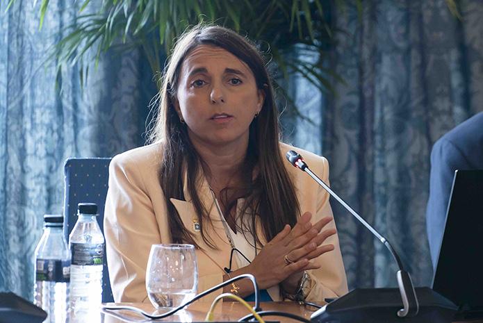 Raquel Murillo, directora general adjunta de A.M.A