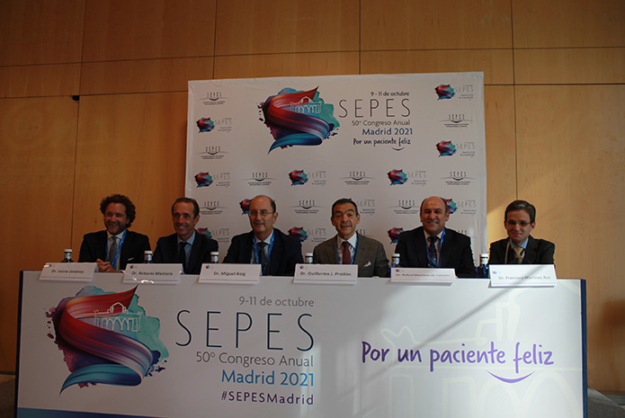 Congreso SEPES Madrid 2021