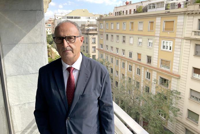 El Dr. German Pareja, nuevo presidente del Colegio Oficial de Odontólogos y Estomatólogos de Cataluña
