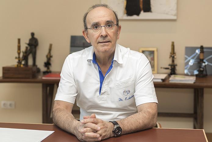 Eduiardo Anitua, Premio Nacional de Innovación 2021