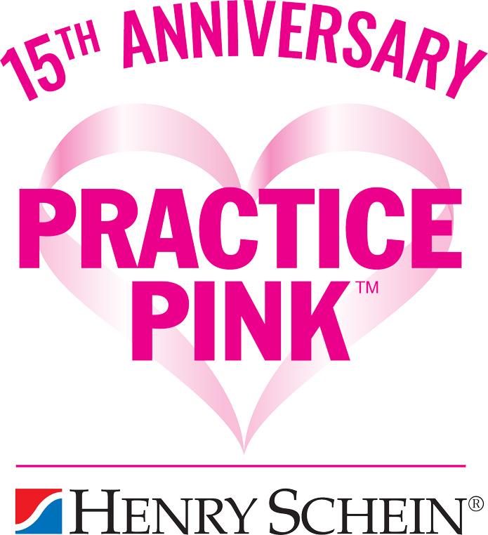 15 aniversario de Practice Pink, de Henry Schein
