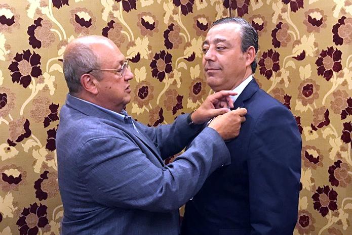 Nombramiento del Dr. Óscar Castro Reino
