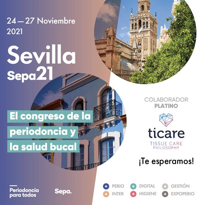 Ticar en SEPA Sevilla 2021